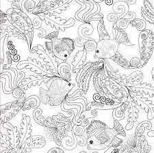 amazon ocean designs coloring book 31 stress relieving designs studio 9781441319364 peter pauper press books