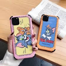 Ốp Lưng Họa Tiết Hình Chú Mèo Và Chuột Mickey Thời Trang Cho ...