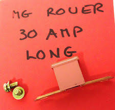 rover 45 fuses fuse boxes mg rover 30 amp pink link fuse long main fuse box
