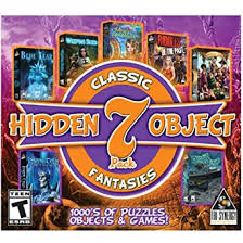 Hooligans lab games is an official youtube channel of the hooligans entertainment company. Amazon Com Tri Synergy Hidden Object Classic Fantasies 1000 S Of Puzzles Objects Games Video Games