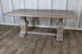 distressed oak dining table. top limed oak dining tables distressed elm table white washed tuscan base s