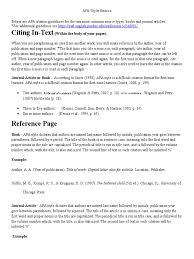 Apabasiccitationinstructions Citation Apa Style