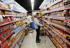 Image result for Vendas dos supermercados crescem 1,58% em 2016
