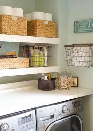 Laundry Room: White Clean Laundry Room - Laundry Room Ideas