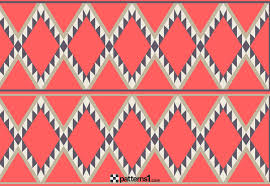 Cool Pattern Backgrounds Gorgeous Cool Native American Pattern Background Vector Pattern Design By