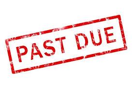 Past Due Debpt
