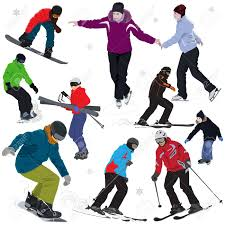 winter outdoor activities. Delighful Winter Vector  Winter Outdoor Activities Intended Outdoor Activities