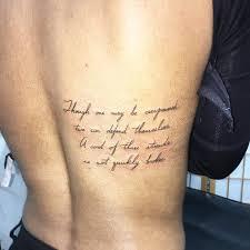 Motivierende Und Inspirierende Zitate Berühmter Menschen Tattoo