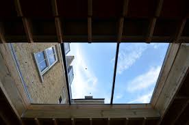 roof light skylight bespoke roof glazing walk on glass am