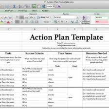 Example Sales Action Plan Sample Example Sales Action Plan Sample Kubreeuforicco 30252117540421