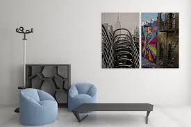 Impression photo grand format sur tableau en plexiglas, tirage plexi