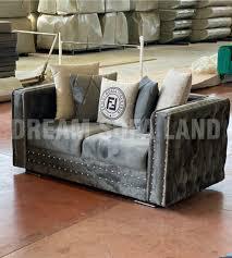 chesterfield designer sofa in