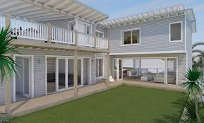 interior marvelous raised house designs 28