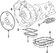 com acirc reg bmw z transmission components oem parts diagrams 1997 bmw z3 roadster l4 1 9 liter gas transmission components