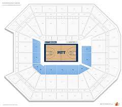 Petersen Events Center Pittsburgh Seating Guide