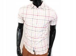 Details About Henri Lloyd Mens Shirt Short Sleeve Checks Size M Show Original Title