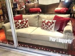 pier 1 sofa. Unique Sofa Pier One Sofas Or Articles With 1 Sofa Quality Tag  Inspirations Inside   And Pier Sofa F