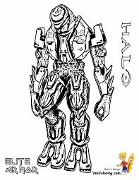 Small Picture Halo 5 Video Game Coloring Page H M Coloring Pages Coloring