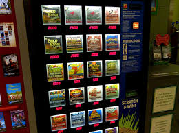 Arizona Lottery Vending Machines Amazing Kansas Lottery May Soon Sell Tickets From Vending Machines