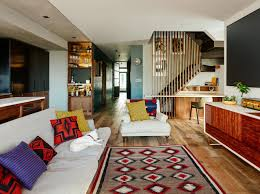 Full Apartment Interior Design A Full Gut Renovation Merges Two Apartments Into One