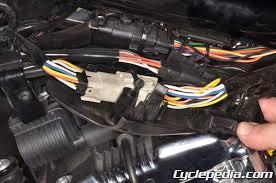 2007 2013 harley davidson xl883 xl1200 sportster efi motorcycle harley davidson xl883 xl1200 sportster efi wiring harness testing