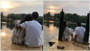 Video By The Lake Virat Kohli Anushka Sharma Celebrate Her Birthday With A