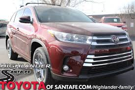 New 2018 Toyota Highlander Limited Platinum V6 AWD Sport Utility ...