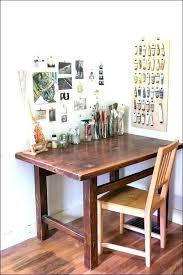 desks kids wooden art desk for with storage table full size of desks