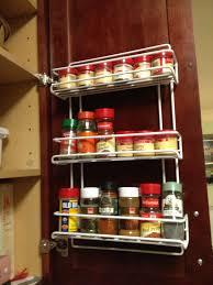 Shelf Cabinet With Doors Spice Rack For Cabinet Door Best Home Furniture Decoration