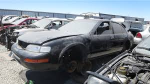 1997 Nissan Maxima Brake Lights Stay On Junkyard Find 1996 Nissan Maxima Gxe With Five Speed The