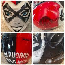 harley quin motorcycle helmets