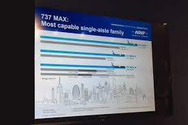 Farnborough Boeing Touts Advantages Of Current Product