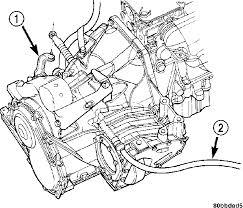 pt cruiser it hard to shift the automatic transmission bushings