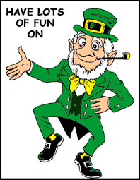 Image result for luck irish gif