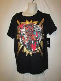 Akademiks Size Chart Mens Akademiks T Shirt L Nwt Artsy Beaded Tiger High Quality Brand Fashion Cheap Reasonable Wholesale Tee Short Sleeve Casual Shirt And Tshirt Create