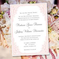 formato de invitaciones de boda 50 textos de ejemplo para invitaciones de boda originales