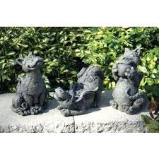 dragon garden statues playful dragon garden statue dragon garden ornament uk