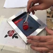 children s screen printing craft kit