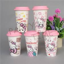 Get the best deals on hello kitty coffee mug in collectible hello kitty items when you shop the largest online selection at ebay.com. Cartoon Mug Ceramic Hello Kitty Water Mug With Silicon Lid Pink Coffee Single Wall Cup Cartoon Mug Mug Ceramicmug With Aliexpress