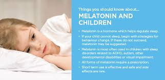 Melatonin And Children