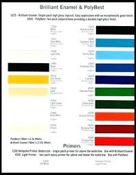 Brightside Marine Paint Color Chart Interlux Brightside Color Shreejigroup Co