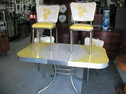 1950 kitchen furniture vintage table and chairs chrome and kitchen table kitchen 1950 retro kitchen sets