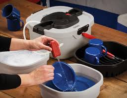 if you want the luxury of hot water all the time coleman s on demand portable water heater will help keep that coffee warm and dirty hands clean