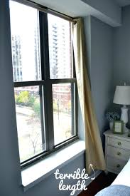 curtain sizes window curtains idea of our bedroom window treatments playbook that great the terrific beautiful