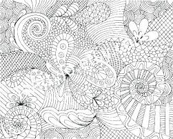 Abstract Printable Coloring Pages Kontaktimproorg