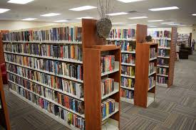 basic library shelf