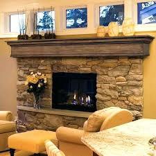 fireplace shelf ideas modern design