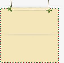 hanging sheet envelopes borders frame hanging sheet border png image and clipart