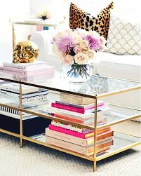 best brass coffee table ideas on marble home decorators collection