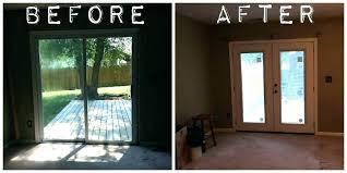 replacing glass door cost of installing a sliding glass door pocket door cost vs regular door